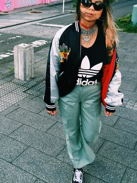 (adidas originals) using this Elise Montecastro looks