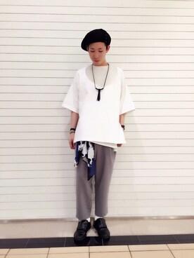 HAREららぽーとTOKYO-BAY店|daichi nkmr@HAREさんのコーディネート