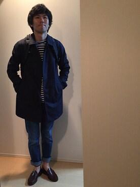 トモッティさんの(nanamica|ナナミカ)を使ったコーディネート