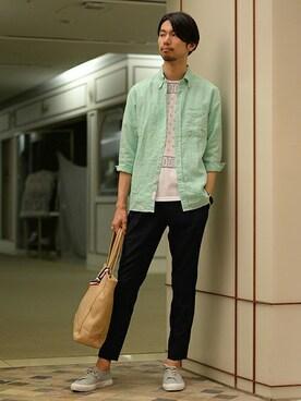 bf5beb2dda7532 メンズファッションコーディネート・人気ブランド|春/夏/秋/冬-トレンド ...