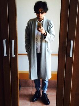 BUKKIIさんの(The Permanent Wear by Inpaichthys Kerri|パーマネントウェア バイ インパクティスケリー)を使ったコーディネート