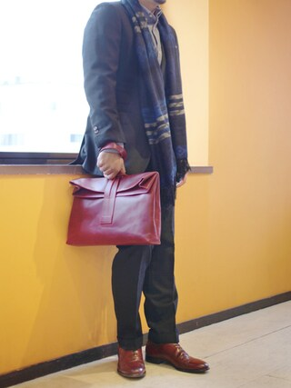 Steal Webshop 本店|stealleatherさんの(Steal|スティール)を使ったコーディネート