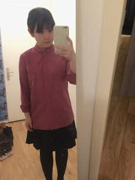 (UNIQLO) using this Genevaseal looks