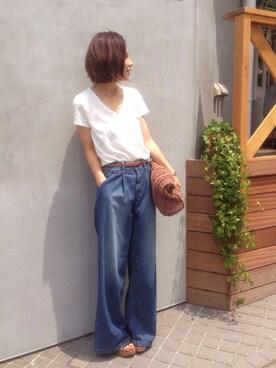 LIFE's代官山店|HITOMI HIROTAさんの(TODAYFUL)を使ったコーディネート