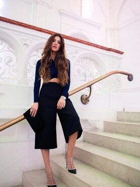 (VALENTINO) using this NeginMirsalehi looks
