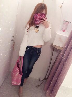 (RANDA) using this 妃妃 looks