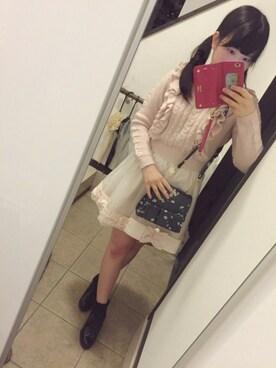 misoさんの(LIZ LISA|リズリサ)を使ったコーディネート