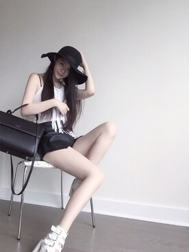 (ZARA) using this Gabrielle Peng looks