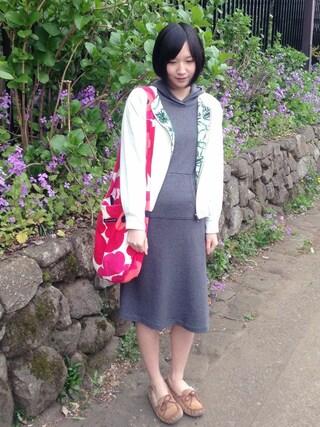 鈴川絢子さんの「UGG WMNS DAKOTA(UGG|アグ)」を使ったコーディネート