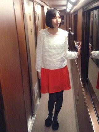 鈴川絢子さんの「UGG WMNS ANSLEY(UGG|アグ)」を使ったコーディネート