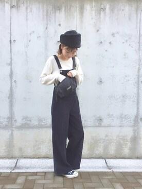 BAYFLOW 新宿マルイ店|bfwomenさんの(ZARA)を使ったコーディネート