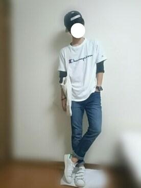 tokiさんさんの(adidas originals|アディダスオリジナルス)を使ったコーディネート
