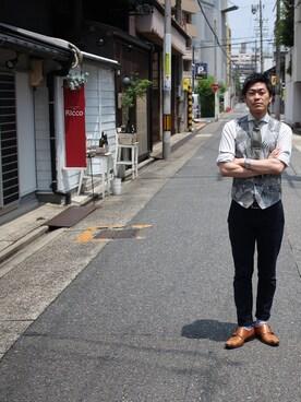 Octet nagoya|Shuhei_Takauraさんの(SOLIDO|ソリード)を使ったコーディネート