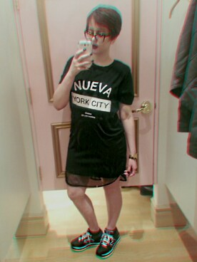 (FOREVER 21) using this Alex looks