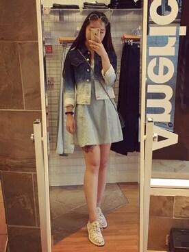 (Chloe) using this キノゼン looks