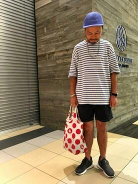 ビューティ&ユース ユナイテッドアローズ 西宮店 Yuta Okazakiさんの(BEAUTY&YOUTH UNITED ARROWS ビューティアンドユースユナイテッドアローズ)を使ったコーディネート