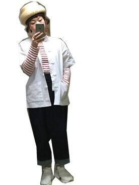 マユコユマさんの(カオリノモリ|カオリノモリ)を使ったコーディネート
