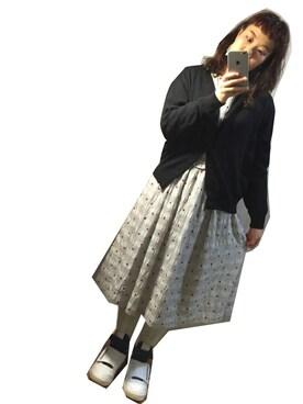マユコユマさんの(🎁)を使ったコーディネート
