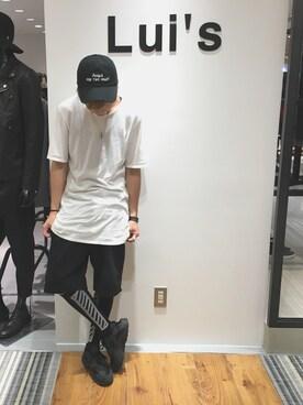 Lui's 天王寺店|ゆうたさんの(NIKE|ナイキ)を使ったコーディネート
