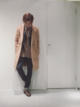 Lui's ルクア大阪店|ゆうたさんのコーディネート