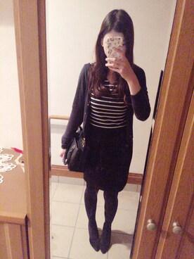 mh♡さんの「キモウコクーンスカート/734341(JEANASIS)」を使ったコーディネート