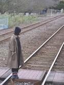 まめさんの「エコクールクロプト半袖PO(AZUL by moussy|アズールバイマウジー)」を使ったコーディネート