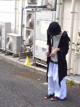 Takumi Yanagisawaさんの(IKUMI|イクミ)を使ったコーディネート