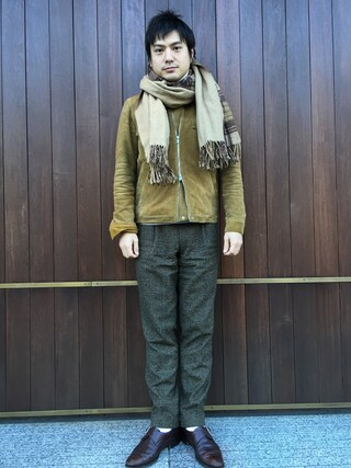 UNITED ARROWS|Shinsaku Masudaさんの(Camoshita UNITED ARROWS)を使ったコーディネート