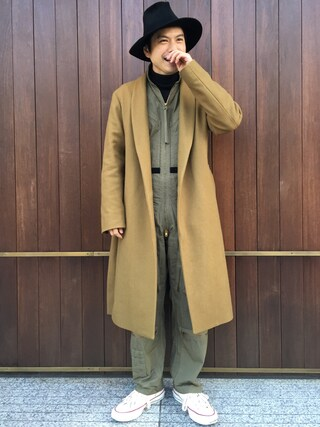 UNITED ARROWS|Shinsaku Masudaさんの(NICK WOOSTER + UNITED ARROWS)を使ったコーディネート