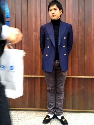 UNITED ARROWS|Shinsaku Masudaさんの(Stampd' LA|スタンプドエルエー)を使ったコーディネート