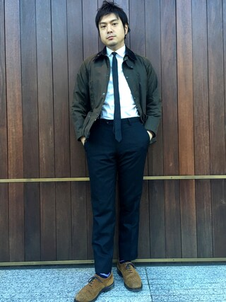 UNITED ARROWS|Shinsaku Masudaさんの(ART COMES FIRST|アートカムズファースト)を使ったコーディネート
