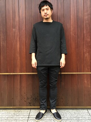 UNITED ARROWS|Shinsaku Masudaさんの(nonnative for UNITED ARROWS & SONS)を使ったコーディネート