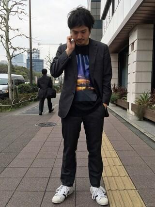 UNITED ARROWS|Shinsaku Masudaさんの(UNITED ARROWS|ユナイテッドアローズ)を使ったコーディネート