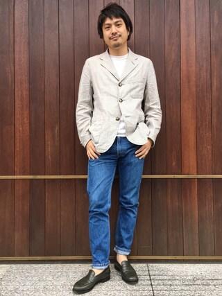 UNITED ARROWS|Shinsaku Masudaさんの(The Stylist Japan|ザスタイリストジャパン)を使ったコーディネート