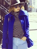 「Staring At Stars Scout Panama Hat(Urban Outfitters)」 using this heather Cavanaugh looks