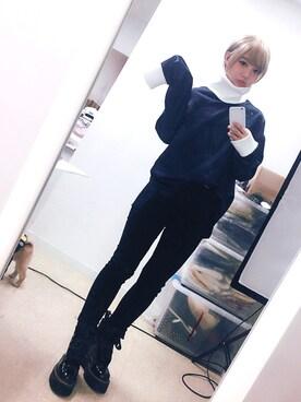 Minseo Kimさんの(STYLENANDA|スタイルナンダ)を使ったコーディネート