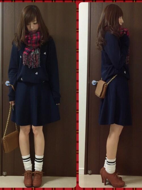 nana♡さんの(アウターver📷✨)を使ったコーディネート