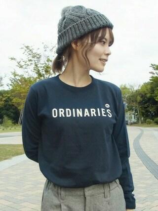 ALL ORDINARIES|オールオーディナリーズさんの(ALL ORDINARIES|オールオーディナリーズ)を使ったコーディネート