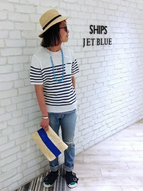 SHIPS JET BLUE ルミネエスト新宿店