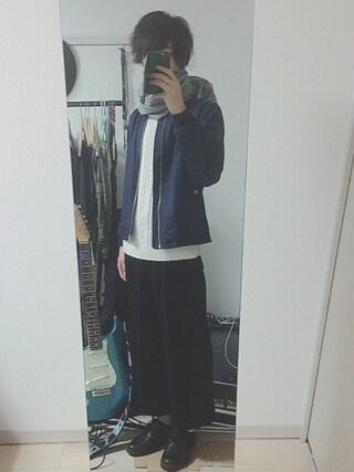 「◆WEGO/無地ストール(WEGO)」 using this ⓉⒶⓀⒶ looks