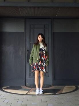 Miyoung Kimさんの(chuu|チュー)を使ったコーディネート