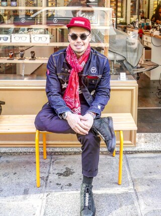 Yasunari Hirai  さんの(UNITED ARROWS & SONS|ユナイテッドアローズ アンド サンズ)を使ったコーディネート