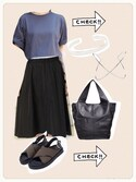 「FOREVER 21 Crisscross Cutout Cuff(Forever 21)」 using this メグミラクル looks