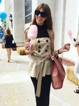 (Eva Franco) using this Lauren Seely looks