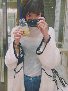 ヤマサキ サオリさんの(Shinzone|シンゾーン)を使ったコーディネート