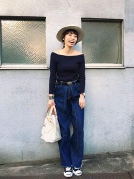 THE STORE|ヤマサキ サオリさんのコーディネート