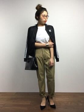【メンズ・レディース別】ジャージの着こなし方法|運動会/古着