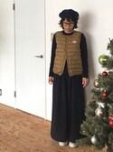 fukumorihiromiさんの「KENDRICK(OLIVER PEOPLES|オリバーピープルズ)」を使ったコーディネート