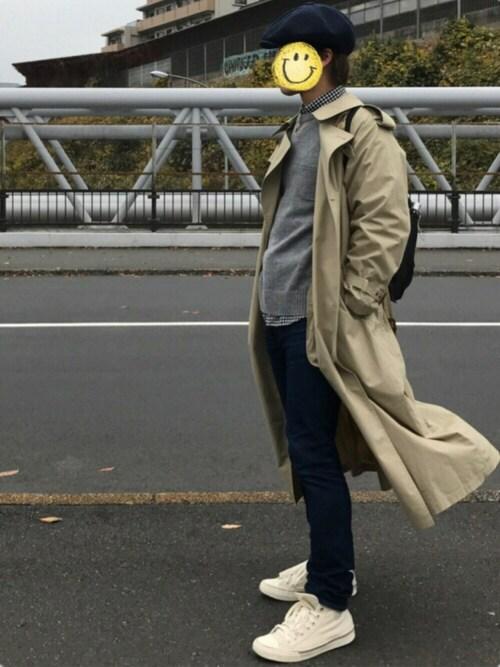 mako pf flyersのスニーカーを使ったコーディネート wear