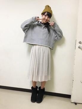 飯窪春菜さんの(14+|イチヨンプラス)を使ったコーディネート